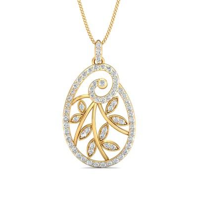 Gabriele Diamond Pendant