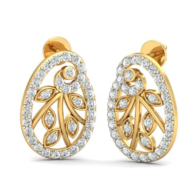 Gabriele Diamond Earring