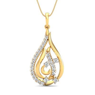 Gael Diamond Pendant