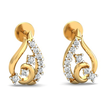 Gael Diamond Earring