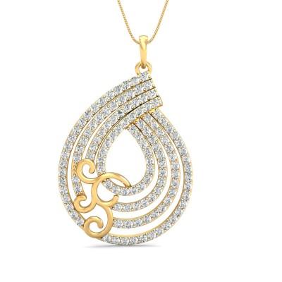 Gaelin Diamond Pendant