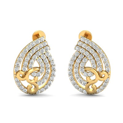Gaelin Diamond Earring
