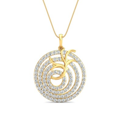 Gaenna Diamond Pendant