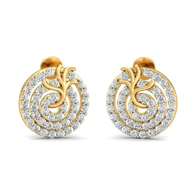 Gaenna Diamond Earring