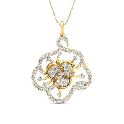 Gabrina Diamond Pendant