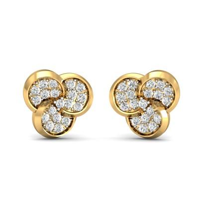 Gabrina Diamond Earring