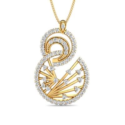 Gaiea Diamond Pendant