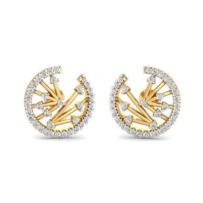 Gaiea Diamond Earring
