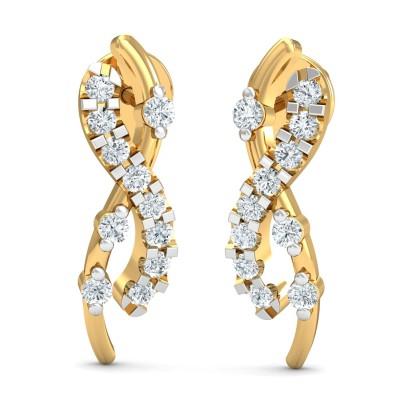 Avishi Diamond Earring