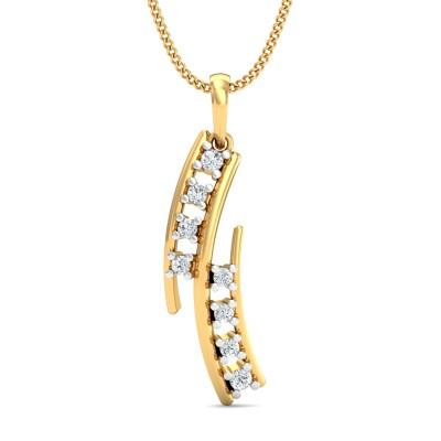 Ishwarya Diamond Pendant