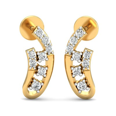 Gaile Diamond Earring