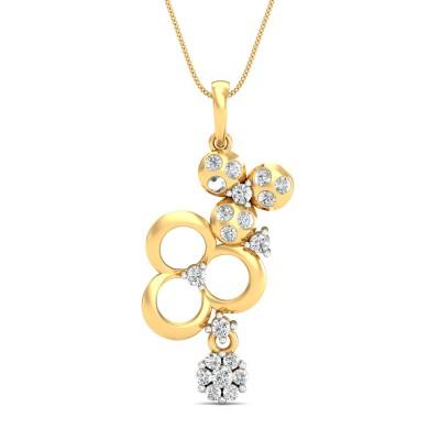 Gania Diamond Pendant