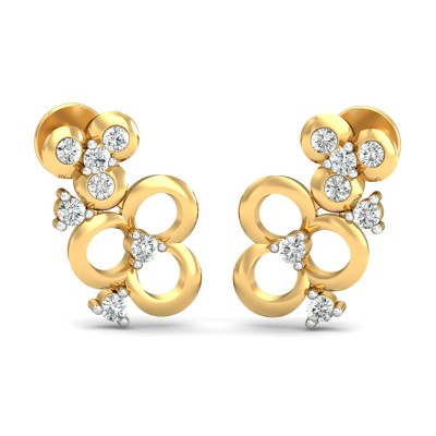 Gania Diamond Earring