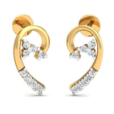 Chitra Diamond Earring