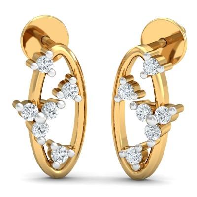 Diva Diamond Earring