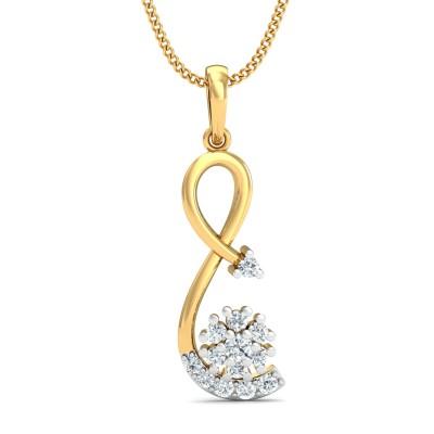 Eshava Diamond Pendant