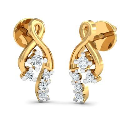 Eshani Diamond Earring