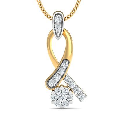 Anika Diamond Pendant