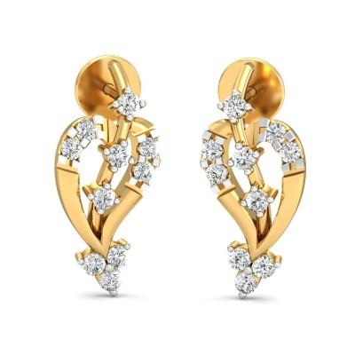 Gashka Diamond Earring