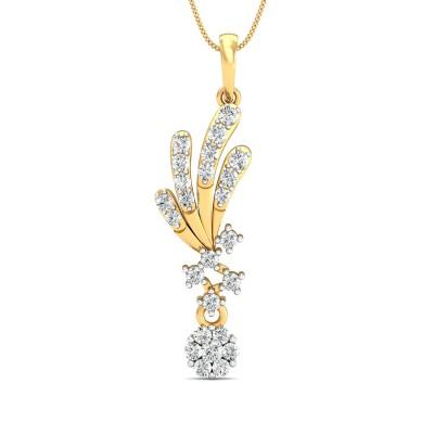 Habiba Diamond Pendant