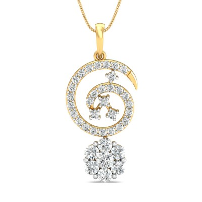 Hadarit Diamond Pendant