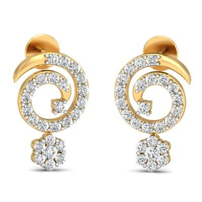 Hadarit Diamond Earring