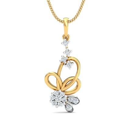 Hansika Diamond Pendant