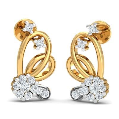 Hansika Diamond Earring