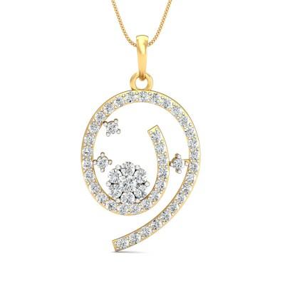 Hadlie Diamond Pendant