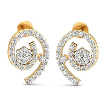 Hadlie Diamond Earring