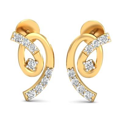 Hadly Diamond Earring