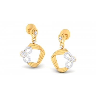 Larentia Diamond Earring