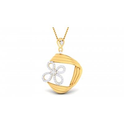 Larentia Diamond Pendant