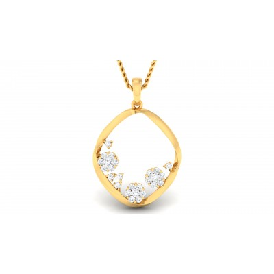 Larea Diamond Pendant