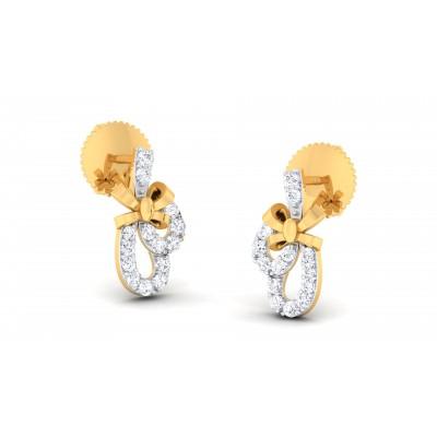 Larsina Diamond Earring