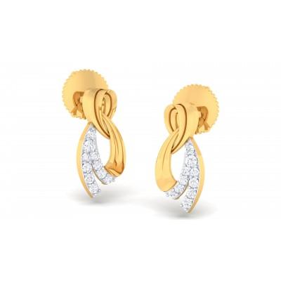 Raaidah  Diamond Earring