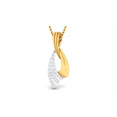 Raaidah  Diamond Pendant