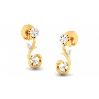Raananit  Diamond Earring
