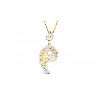 Rachelle  Diamond Pendant