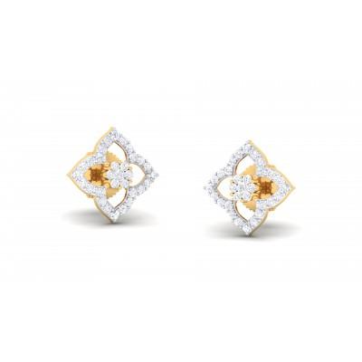 Rachell  Diamond Earring