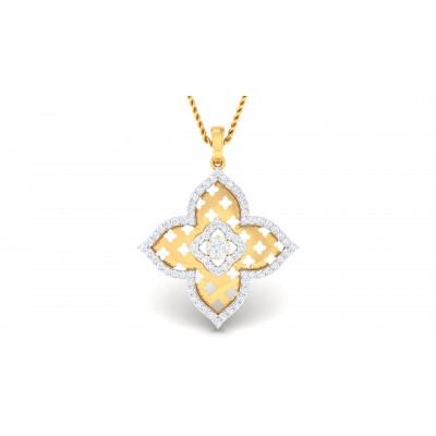 Rachell  Diamond Pendant