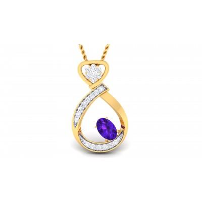 Chuki Diamond Pendant