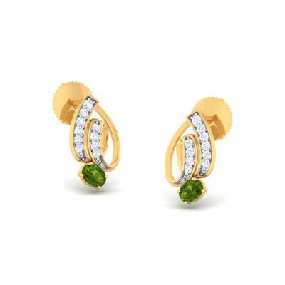 Cleotha Diamond Earring