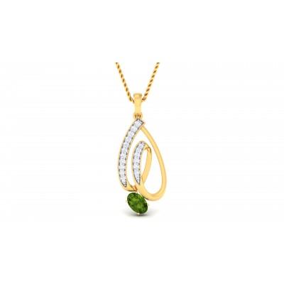 Cleotha Diamond Pendant