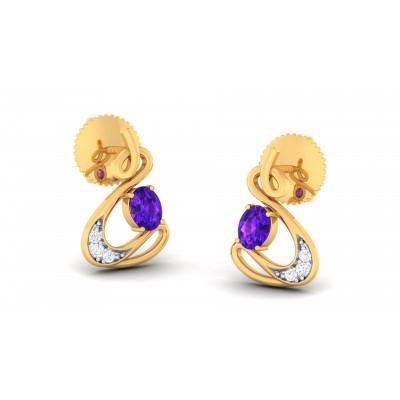 Daisha Diamond Earring