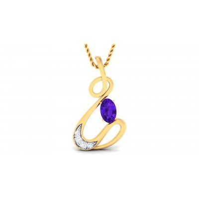 Daisha Diamond Pendant