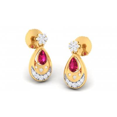 Debelah Diamond Earring