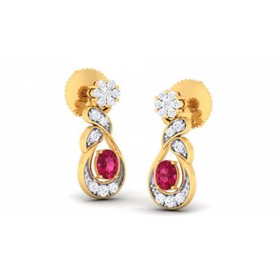 Durra Diamond Earring