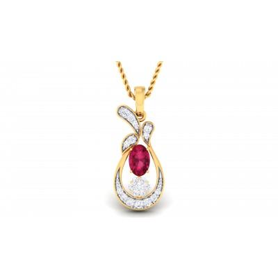 Durra Diamond Pendant