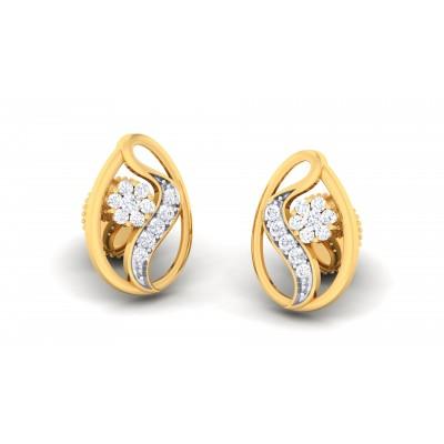 Radmilla  Diamond Earring